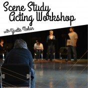 Actor Scene Study Workshop Square